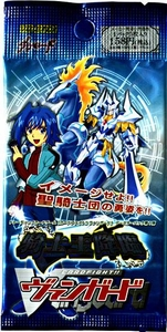 Cardfight Vanguard JAPANESE Descent of the King of Knights VG-BT01 Booster Pack