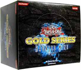 YuGiOh 5D's Gold Series 5: Haunted Mine Booster BOX [5 Packs]