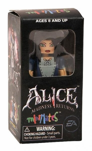 Minimates 2011 SDCC San Diego Comic-Con Exclusive Mini Figure Alice: Madness Returns