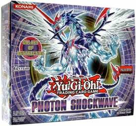 YuGiOh Photon Shockwave Booster Box [24 Packs]