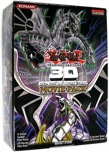YuGiOh Movie 3D Bonds Beyond Time Booster BOX [20 Packs]