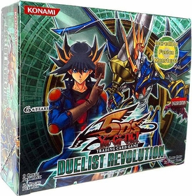 YuGiOh 5D's Duelist Revolution Booster Box [24 Packs]