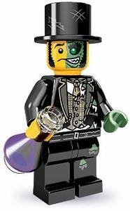 LEGO Minifigure Collection Series 9 LOOSE Mini Figure Mr. Good & Evil