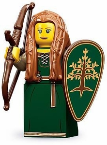 LEGO Minifigure Collection Series 9 LOOSE Mini Figure Forest Maiden