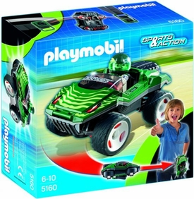 Playmobil Take Along Set #5160 Click & Go Snake Racer