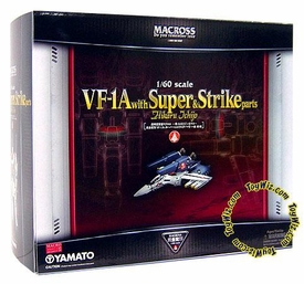 Robotech Macross Yamato 1/60 Scale Transformable VF-1A with Super & Strike Parts [Ichijo Hikaru]
