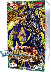 YuGiOh Yugi Duelist Booster Box [30 Packs]