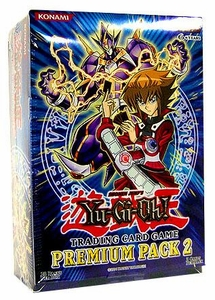 YuGiOh Premium Pack 2 Promo Booster Box [20 Packs]
