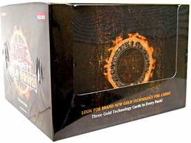 YuGiOh Gold Series 1 2008 Exclusive Limited Edition Booster Box [5 Packs]