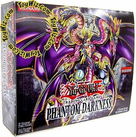 YuGiOh GX Phantom Darkness Booster BOX [24 Packs]