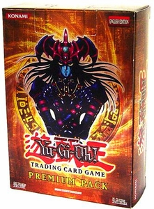 YuGiOh Premium Pack 1 Promo Booster Box [20 Packs]