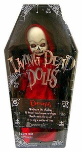Mezco Toyz Living Dead Dolls Series 15 SPIRIT TALKING Variant Death Only 666 Made!