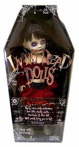 Mezco Toyz Living Dead Dolls Series 15 SPIRIT TALKING Variant Gypsy Only 666 Made!