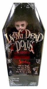 Mezco Toyz Living Dead Dolls Series 15 SPIRIT TALKING Variant Judas Only 666 Made!
