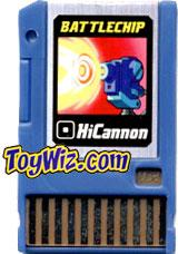 Mega Man Battle Chip #002 HiCannon