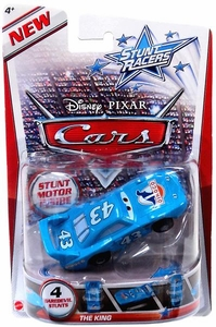 Disney / Pixar CARS Stunt Racers The King