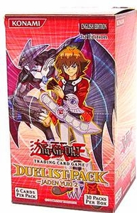 YuGiOh GX Jaden Yuki 2 Duelist Booster Box [30 Packs]