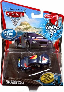 Disney / Pixar CARS 2 Movie 1:55 Exclusive Charge Ups Car Max Schnell