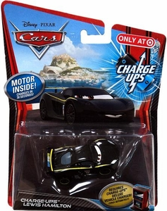 Disney / Pixar CARS 2 Movie 1:55 Exclusive Charge Ups Car Lewis Hamilton