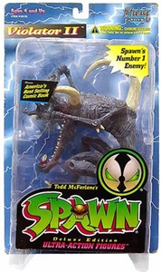 McFarlane Toys Spawn Series 3 Action Figure Violator II [ERROR]