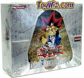 YuGiOh Dark Beginning Volume 1 Booster Box [24 Packs]