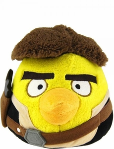 Angry Birds Star Wars 5 Inch MINI Plush Han Solo