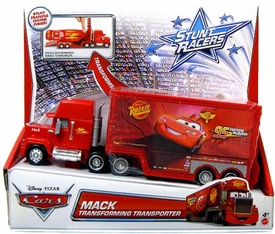 Disney / Pixar CARS Stunt Racers Transforming Transporter Mack