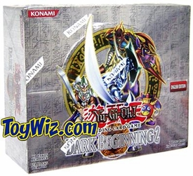 YuGiOh Dark Beginning Volume 2 Booster Box [24 Packs]