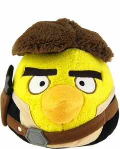 Angry Birds Star Wars 8 Inch DELUXE Plush Han Solo
