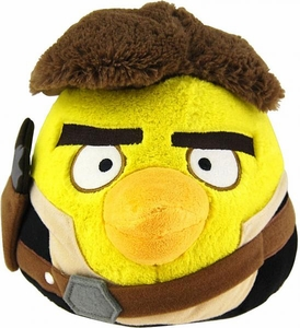 Angry Birds Star Wars 16 Inch JUMBO Plush Han Solo