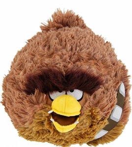 Angry Birds Star Wars 12 Inch MEDIUM Plush Chewbacca