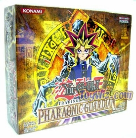 YuGiOh Pharaonic Guardian Booster Box [24 Packs]