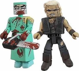 Diamond Select Toys Marvel Minimates NYCC 2011 New York Comic Con Exclusive 2-Pack Maximum Zombies