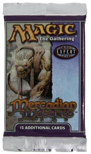 Magic the Gathering Mercadian Masques Booster Pack [15 cards]