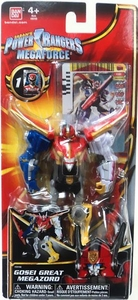 Power Rangers Megaforce Action Figure Gosei Great Megazord
