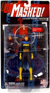DC Direct Secret Files Series 2 Unmasked Action Figure Barbara Gordon / Batgirl