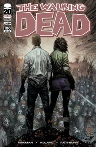 Image Comic Books The Walking Dead #100 Marc Silvestri Cover