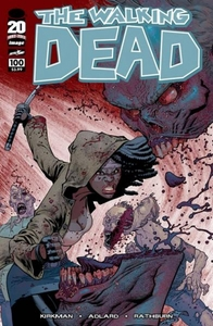 Image Comic Books The Walking Dead #100 Ryan Ottley Cover