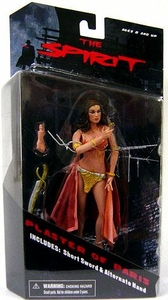 The Spirit Mezco Toyz Series 1 Action Figure Plaster of Paris
