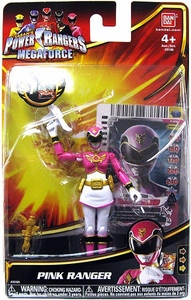 Power Rangers Megaforce Basic Action Figure Normal Pink Ranger