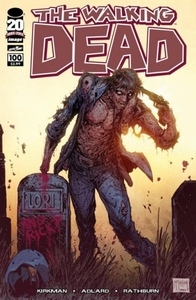 Image Comic Books Walking Dead #100 Todd McFarlane Cover