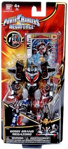 Power Rangers Megaforce Action Figure Gosei Grand Megazord