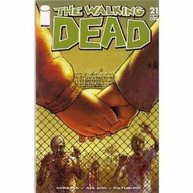 Image Comic Books The Walking Dead #21 Condition - Fine