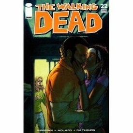 Image Comic Books The Walking Dead #22