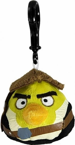 Angry Birds STAR WARS Backpack Clip-On Plush Han Solo