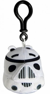 Angry Birds STAR WARS Backpack Clip-On Plush Storm Trooper