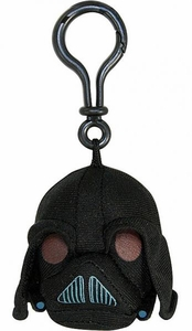 Angry Birds STAR WARS Backpack Clip-On Plush Darth Vader BLOWOUT SALE!