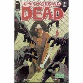 Image Comic Books The Walking Dead #31 Condition - Fine