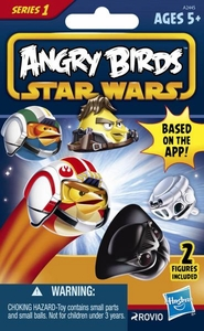 Angry Birds STAR WARS Series 1 Mystery Pack [2 RANDOM Mini Figures!]