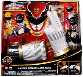 Power Rangers Megaforce Ranger Deluxe Hand Gear